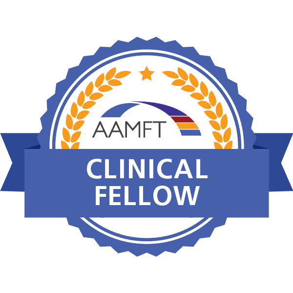 AAMFT clinical Fellow Badge